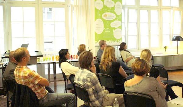 Community of Practice:  Erfahrungsaustausch mit der Feelgood Managerin von Jimdo