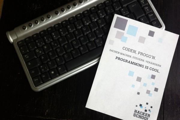 Wir brauchen IT-Talents – Hacker School für Jugendliche initiert von GOODplace Mitglied MINISTRY