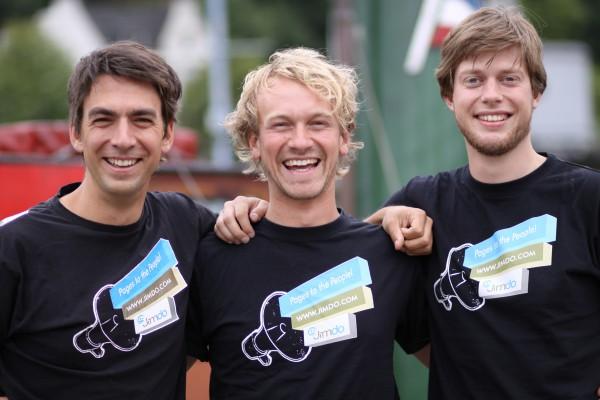 Jimdo erhält Hamburger Gründerpreis 2014: Feelgood Management überzeugt Jury