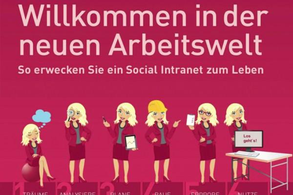 Unser Buchtipp: Social Intranet – ein Praxistool für das Feelgood Management